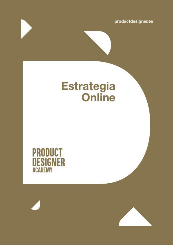 Guía de estrategia online - Product Designer Academy